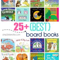 25+ BEST Board Books for Babies & Toddlers