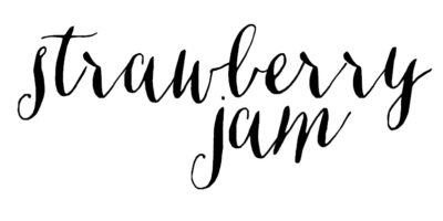 strawberry jam printable | simplykierste.com