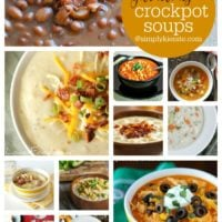 20 Fabulous Crockpot Soup Recipes for Fall & Winter
