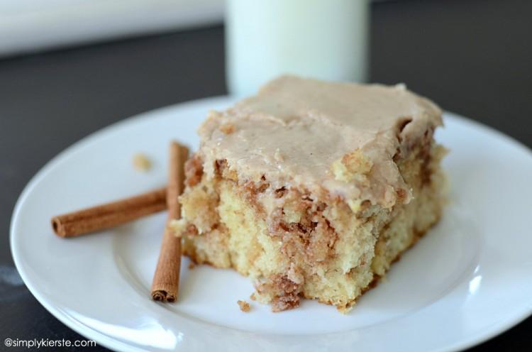 Cinnamon Swirl Cake   oldsaltfarm.com