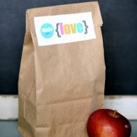 Lunchbox Love Notes {Free Printable}