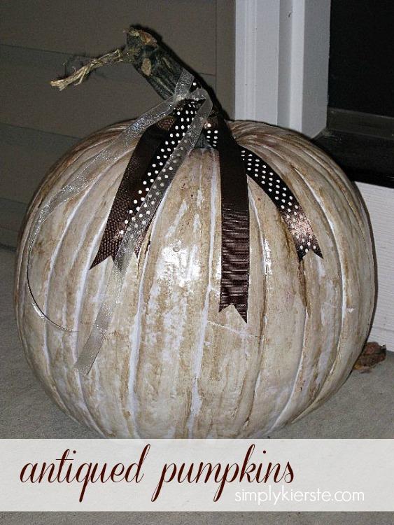 Antique Pumpkins | oldsaltfarm.com