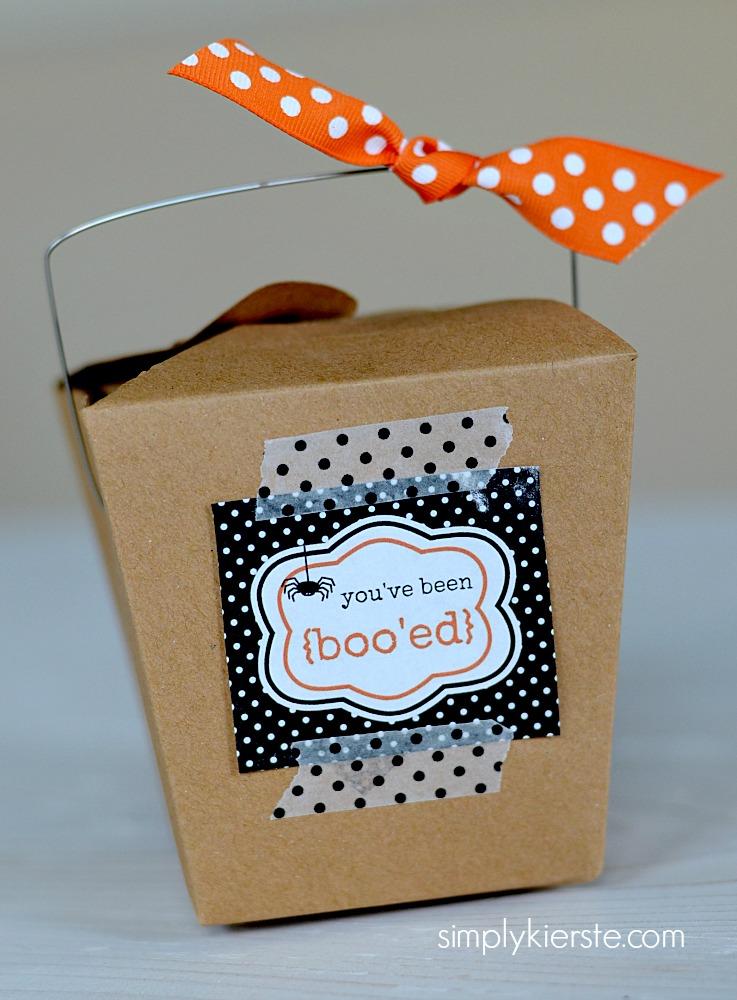 You've Been Boo'ed | Free Printables | oldsaltfarm.com