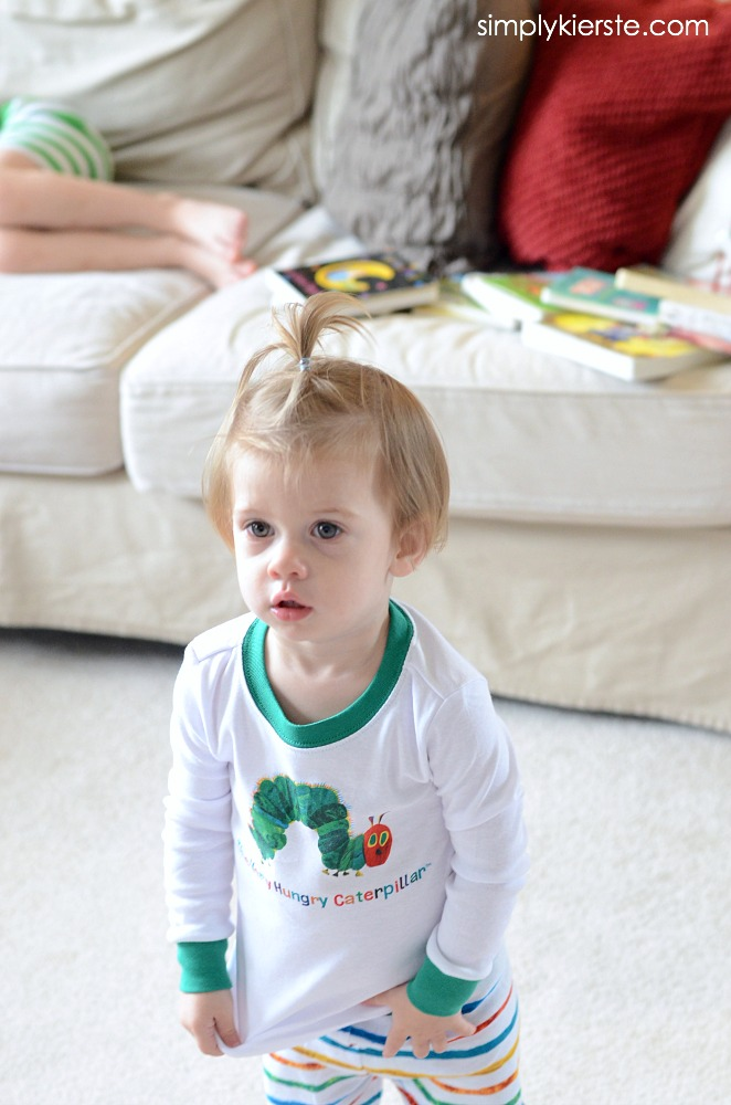 eric carle and gymboree | simplykierste.com