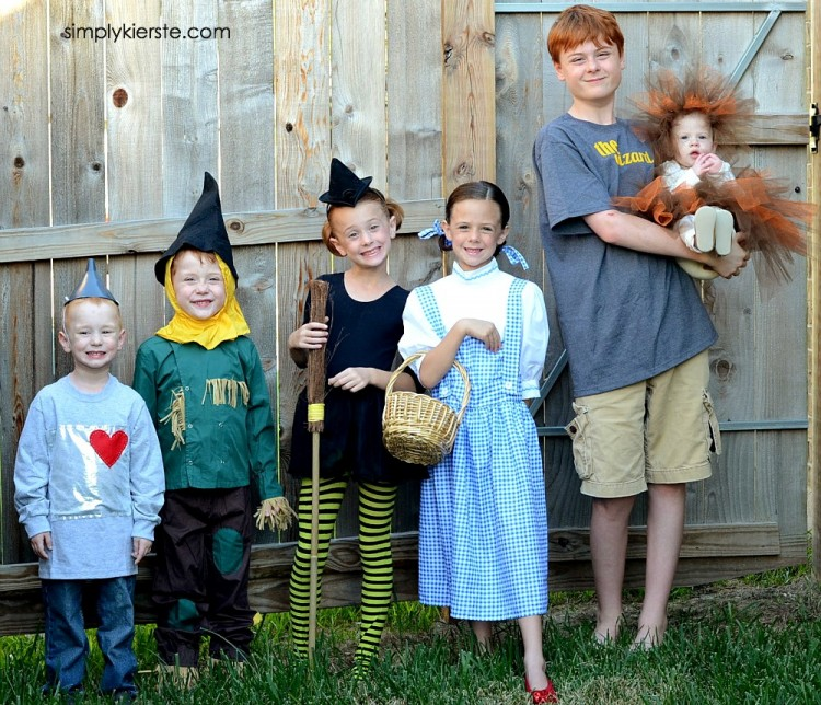 Easy Tin Man Costumes | simplykierste.com