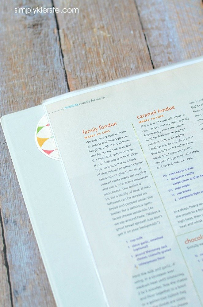 DIY Recipe Binder | Free Printables | oldsaltfarm.com