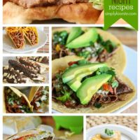 10 Easy Taco Night Recipes!