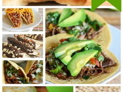 Taco Night Recipes | simplykierste.com