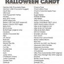 Gluten Free Halloween Candy | simplykierste.com