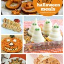 Easy & Spooky Halloween Meals | simplykierste.com