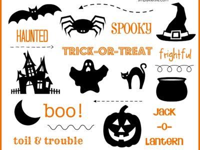 Halloween Don't Eat Pete | simplykierste.com