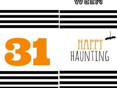 halloween tags | free printable | simplykierste.com