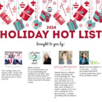 FREE Holiday Hot List Digital Coupon Book + GIVEAWAY!!!
