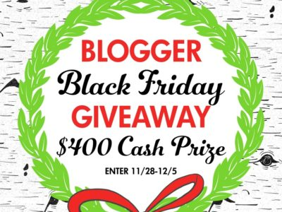 Black Friday Cash Giveaway | simplykierste.com