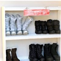 Easy Shoe Shelf + Rockwell Bladerunner X2 Tabletop Saw GIVEAWAY