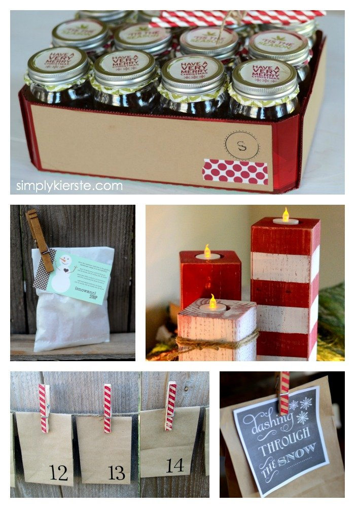 Easy Christmas Projects | simplykierste.com