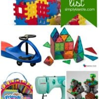 Favorite Toys List