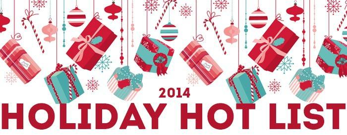Holiday Hot List | simplykierste.com