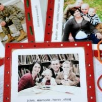 Family Lacing Cards | simplykierste.com