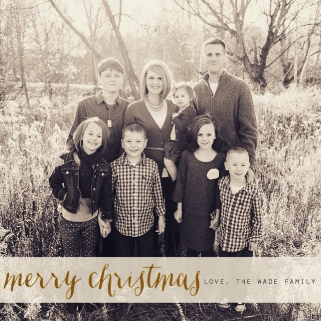 Merry Christmas, from our family to yours!!! xoxo