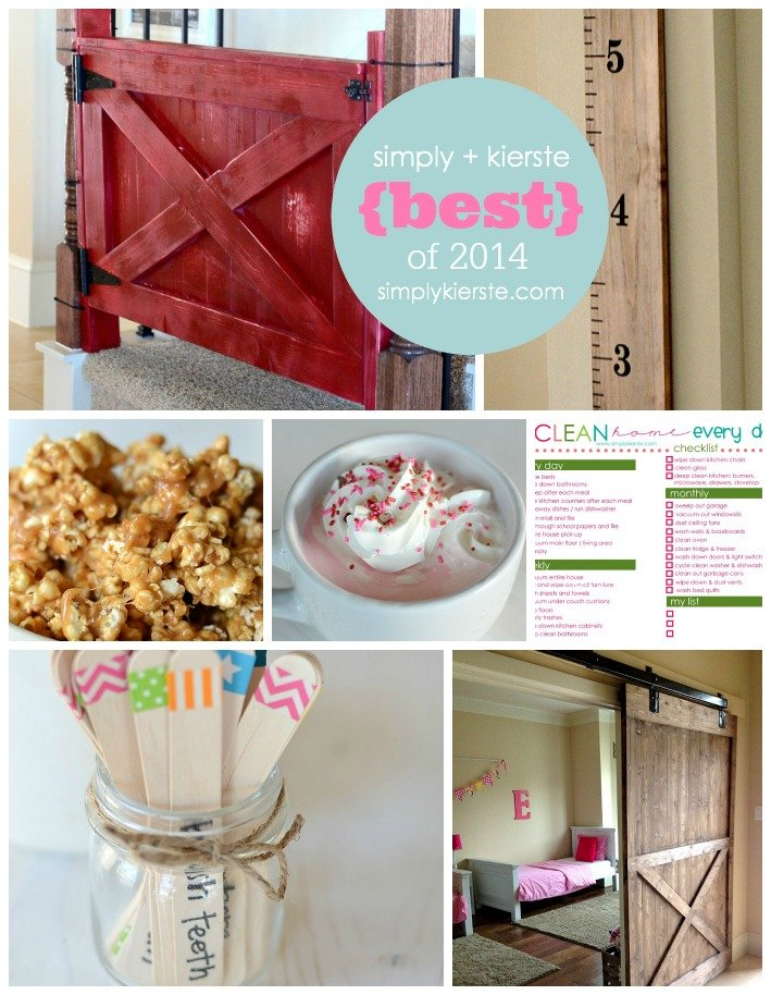 best of 2014 | simplykierste.com