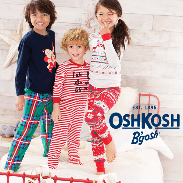 Give Happy with Osh Kosh | oldsaltfarm.com