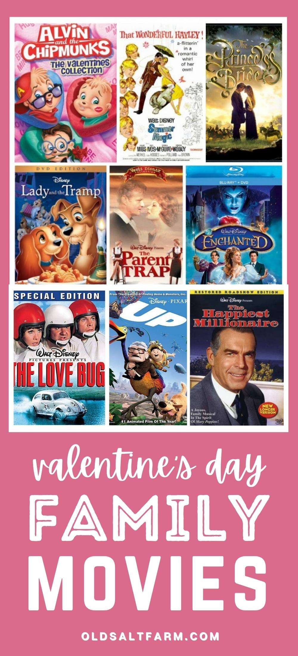 14 Fun Valentine's Day Movies For Families