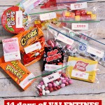 14 days of valentines for your kids & spouse