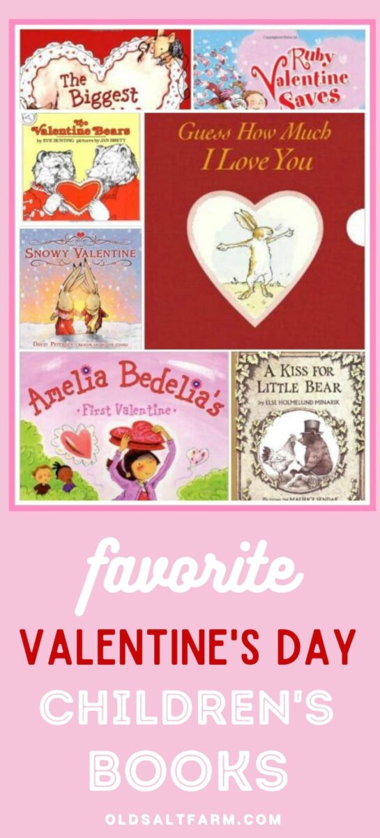 Favorite Valentine's Day Children's Books