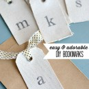 Easy & Adorable DIY Bookmarks | simplykierste.com