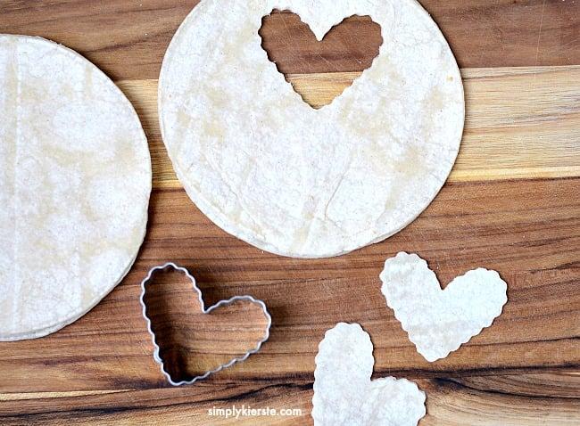 Heart Chips & Salsa | oldsaltfarm.com