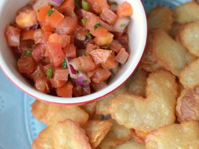 Heart Chips & Salsa | simplykierste.com