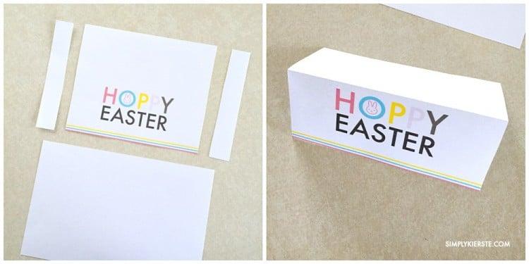 hoppy easter bag toppers | free printable  | simplykierste.com