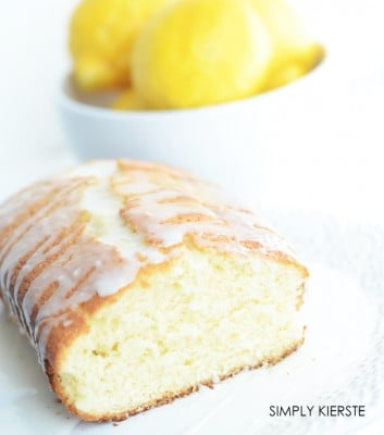 Lemon Coconut Bread | simplykierste.com
