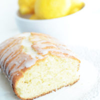 The yummiest lemon coconut bread