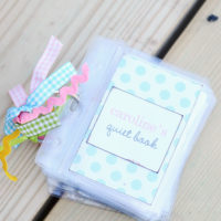 How to make an easy & adorable quiet book | oldsaltfarm.com