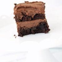 Irresistible Fudgy Brownies | simplykierste.com