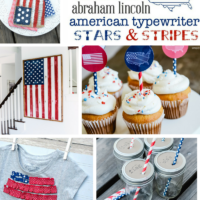 Easy & Adorable Red, White & Blue Ideas