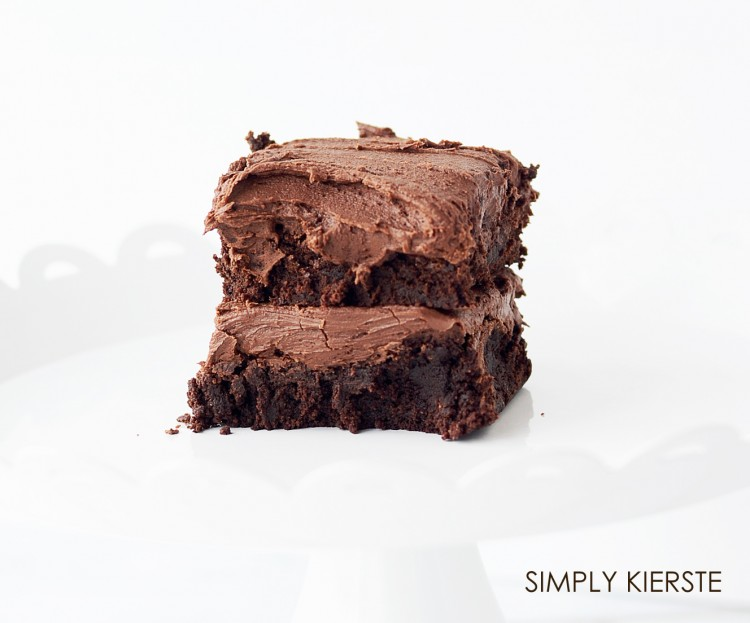 Irresistible Fudgy Brownies   oldsaltfarm.com