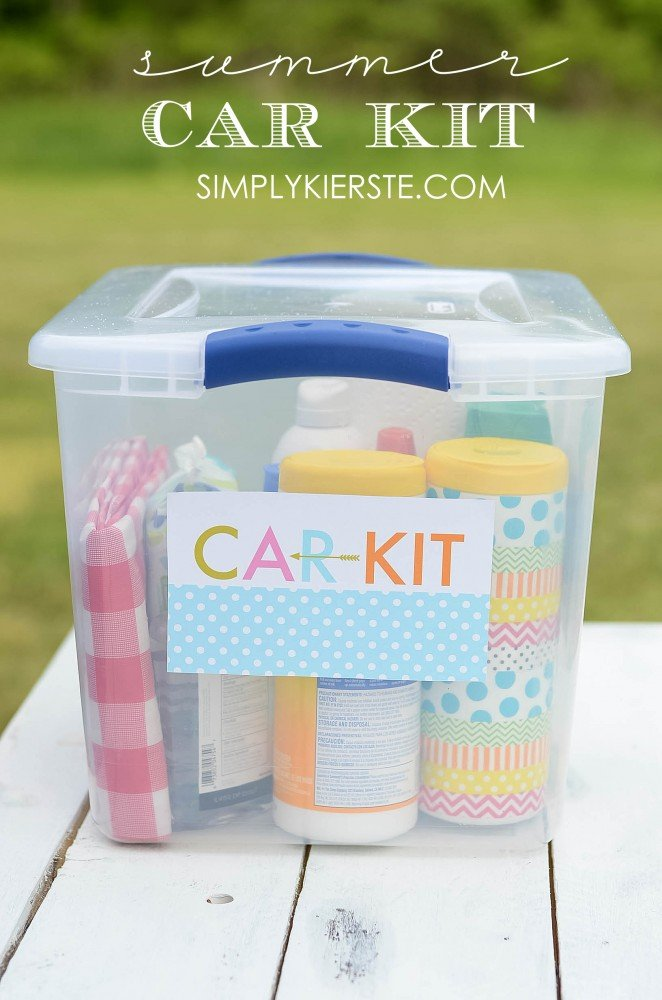 Summer Car Kit | oldsaltfarm.com