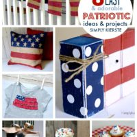 8 easy patriotic ideas & projects