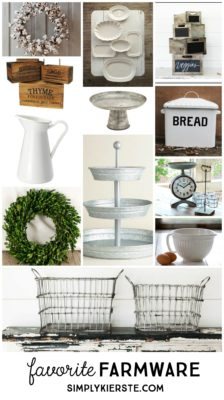 favorite farmware and where to find it! | simplykierste.com