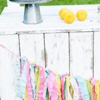 Easy DIY Lemonade Stand