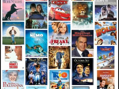 50 Best Summer Movies for Families | simplykierste.com