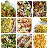 12 mouthwatering summer salads | oldsaltfarm.com