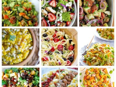 12 mouthwatering summer salads | simplykierste.com