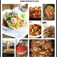 Best back-to-school & fall crockpot meals