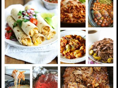 16 Back-to-School & Fall Crockpot Recipes | simplykierste.com