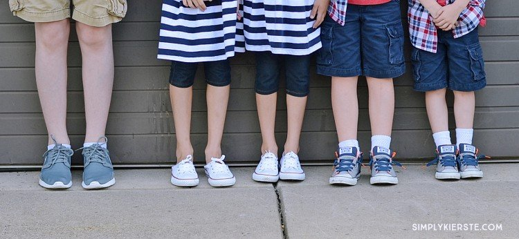 School Shoes for Kids | oldsaltfarm.com