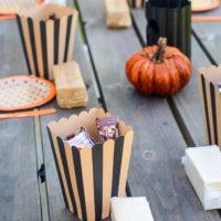Haunted Gingerbread Houses with Hersheys | simplykierste.com